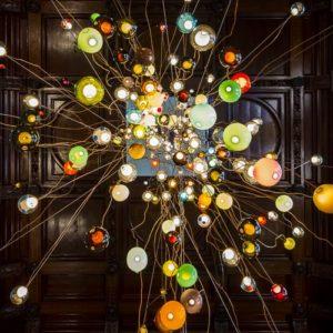 Light op acryl Jules Noordeloos atelier De Zeelt in Beeld