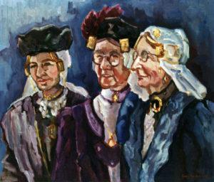 katwijkse vrouwen