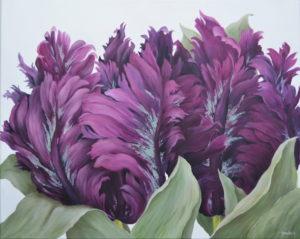 Tulpen 19 100 x 80